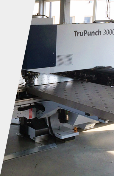 4Mex sheet metal forming - TruPunch